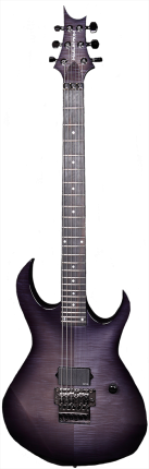 maelstrom custom guitars