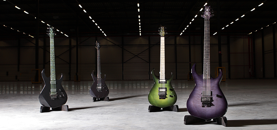 maelstrom unique guitars