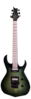 Maelstrom guitar aether II