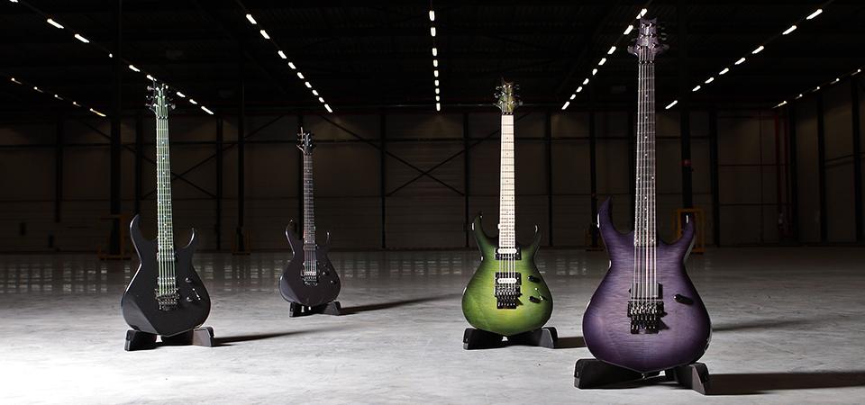 maelstrom unique guitars